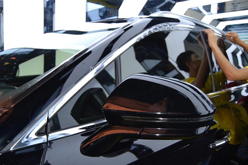 南京汽车透明膜什么牌子好?